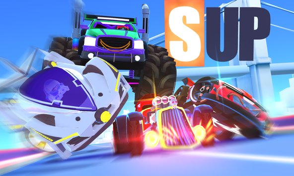 GAMELAND.TOP SUP MULTIPLAYER RACING – Gold and Diamonds