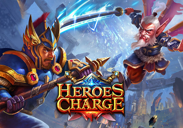 GAMELAND.TOP HEROES CHARGE – Gold and Gems