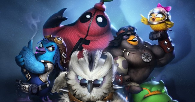 [INFO] ANGRYBIRDSEVOLUTION.TOP ANGRY BIRDS EVOLUTION | UNLIMITED Coins and Gems