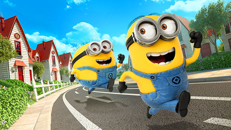 [INFO] DESPICABLEME.GOLDTEAMGAMES.COM MINION RUSH | UNLIMITED Bananas and Tokens
