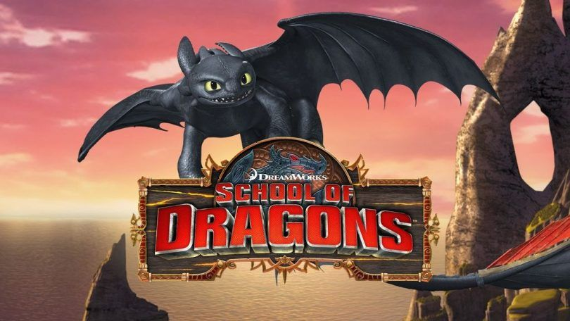 [INFO] THEBIGCHEATS.COM SCHOOL OF DRAGONS | UNLIMITED Coins and Gems