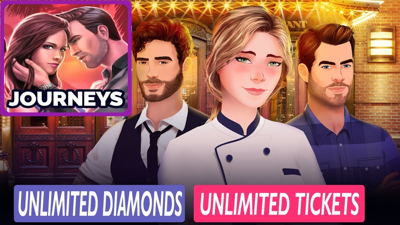 JOURNEYSHACK.CLUB JOURNEYS SERIES INTERACTIVAS – GET UNLIMITED RESOURCES Diamonds and Tickets FOR ANDROID IOS PC PLAYSTATION | 100% WORKING METHOD | NO VIRUS – NO MALWARE – NO TROJAN