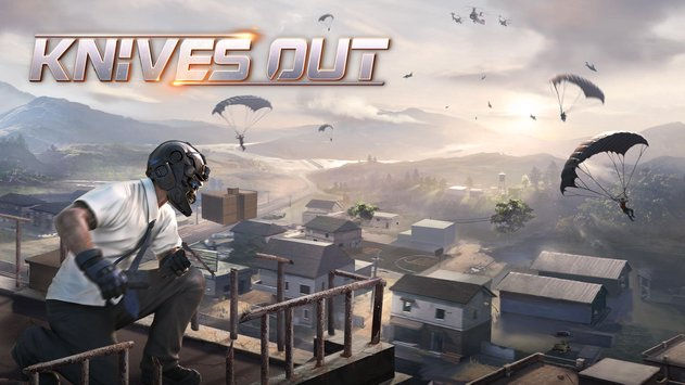 KNIVES OUT – Diamonds and Vouchers