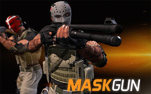 MASKGUN.TOPHACK.CO MASKGUN MULTIPLAYER FPS – Gold and Diamonds