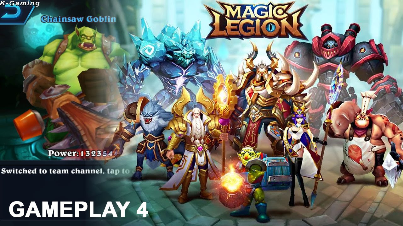 MOBILE-CHEATS.COM MAGIC LEGION – GET UNLIMITED RESOURCES Gold and Diamond FOR ANDROID IOS PC PLAYSTATION | 100% WORKING METHOD | NO VIRUS – NO MALWARE – NO TROJAN