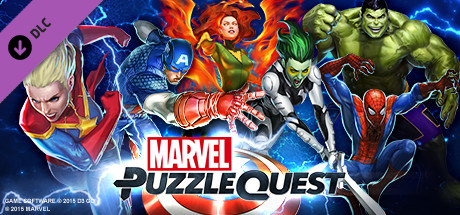 MOBILEFREEHACKS.COM MARVEL PUZZLE QUEST – Iso-8 and Hero Points