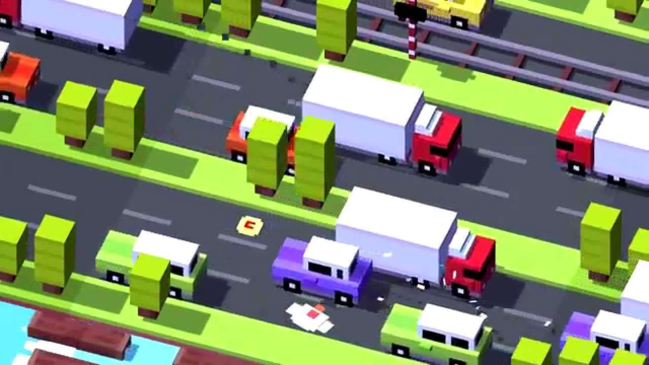 MYTRICKZ.COM CROSSY ROAD – Coins and Extra Coins