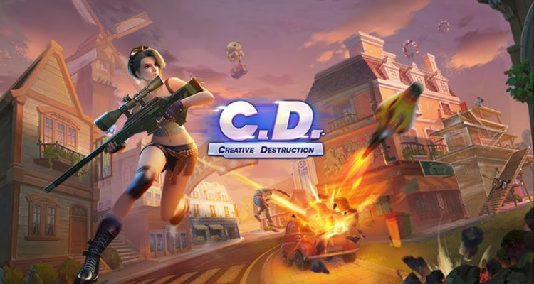 NEW METHOD – CDGENERATOR.ML CREATIVE DESTRUCTION – UNLIMITED Diamonds and Star Coins
