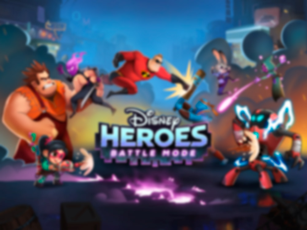 NEW METHOD – CHEAT4GAME.ORG DISNEY HEROES BATTLE MODE – UNLIMITED Coins and Gems