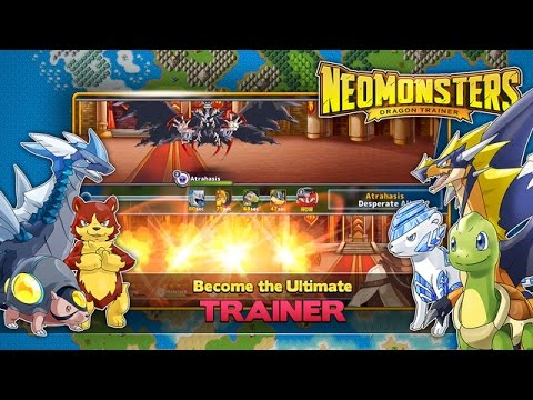 NEW METHOD – GAMEGLITCHER.COM NEO MONSTERS – UNLIMITED Diamonds and Extra Diamonds