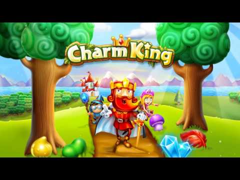 NEW METHOD – 365CHEATS.COM CHARM KING – UNLIMITED Gold and Extra Gold