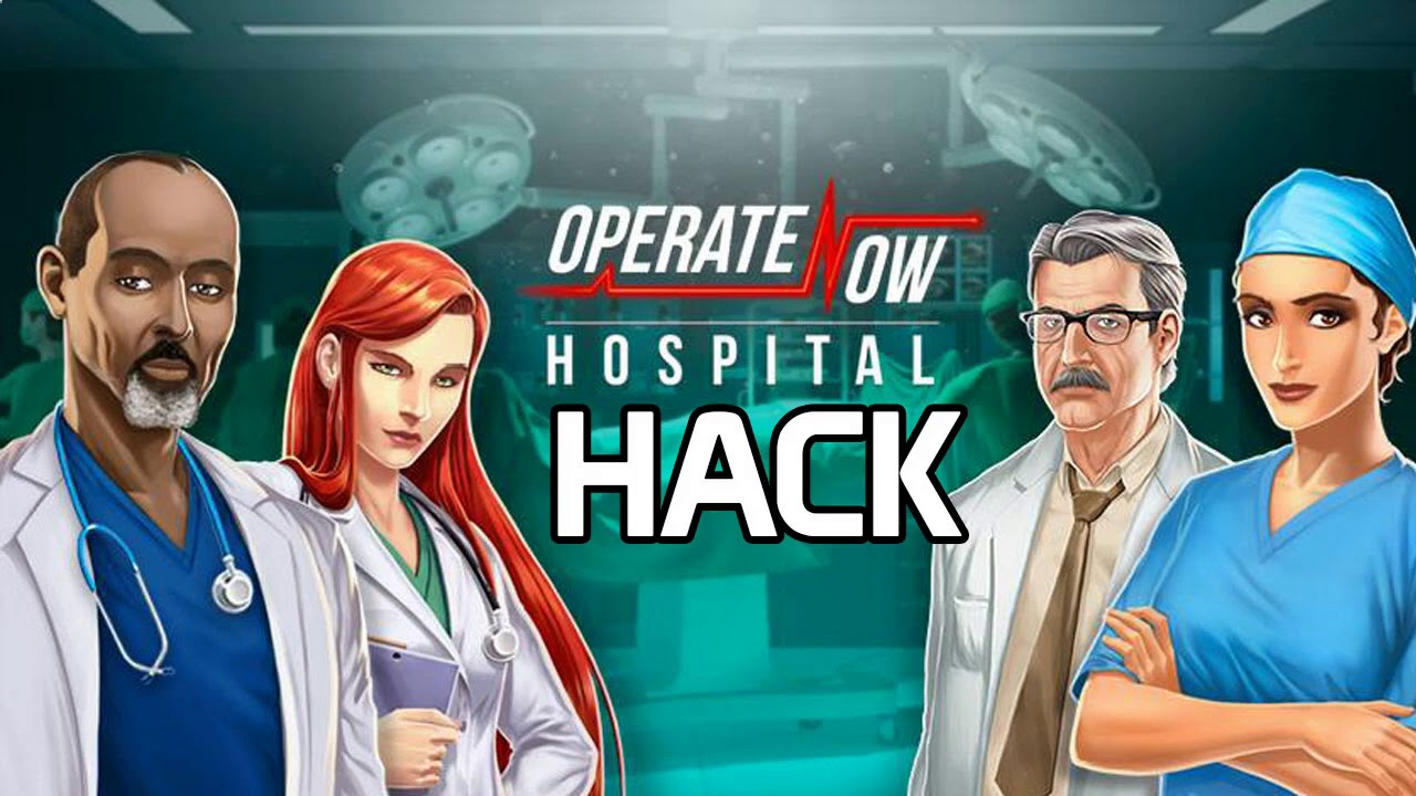 NEW METHOD – IOSGODS.COM OPERATE NOW HOSPITAL – UNLIMITED Cash and Golden Hearts