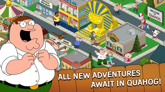 NEW METHOD – MTQCENTER.COM FAMILY GUY – UNLIMITED Coins and Lives