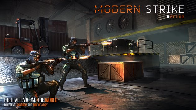 MOBILEFREEHACKS.COM MODERN STRIKE ONLINE – Gold and Credits