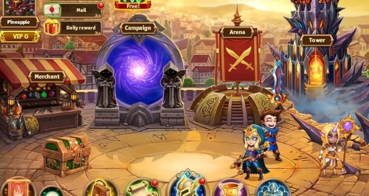PROHACK.US HERO WARS – GET UNLIMITED RESOURCES Emeralds and Gold FOR ANDROID IOS PC PLAYSTATION | 100% WORKING METHOD | NO VIRUS – NO MALWARE – NO TROJAN