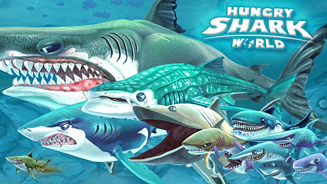 SUPHIS.COM HUNGRY SHARK EVOLUTION – Gold and Gems