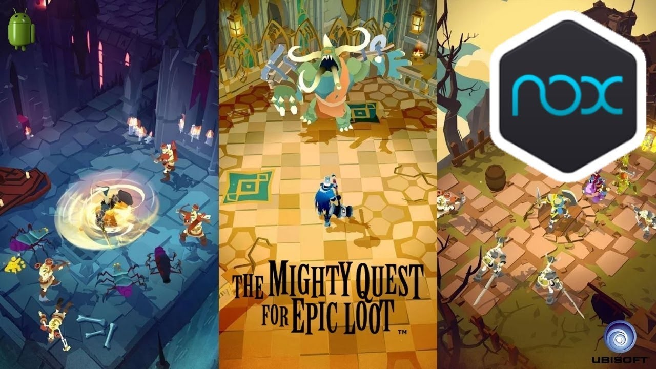 NEXTTOPGAMER.COM THE MIGHTY QUEST – Mighty Quest Gems and Mighty Quest Golden