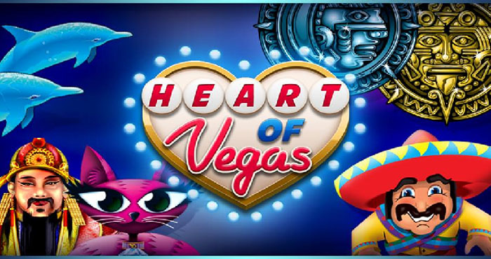 THEBIGCHEATS.COM HEART OF VEGAS – Coins and Extra Coins