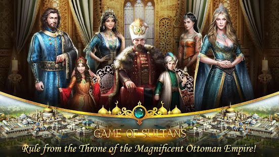 CRISPHYAPPS.US GAME OF SULTANS – Diamonds and Extra Diamonds