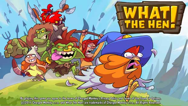 GAMELAND.TOP WHAT THE HEN – Coins and Gems