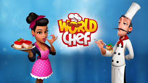 GAMELAND.TOP WORLD CHEF – Gold and Gems