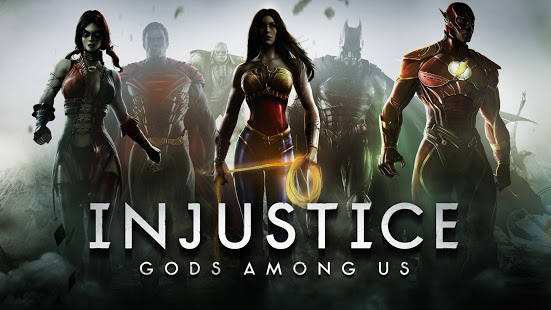 GAMESHERO.ORG INJUSTICE GODS AMONG US