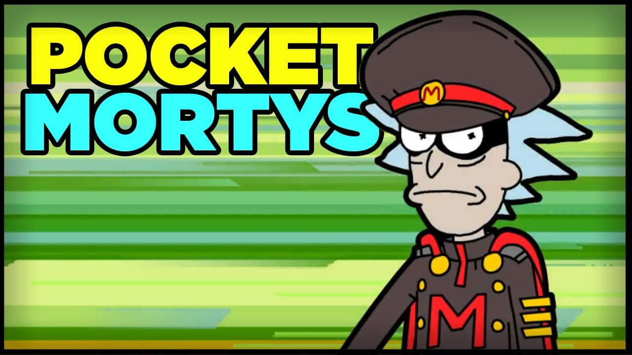 PM.ARTHCK.US POCKET MORTY – Schmekles and Coupons
